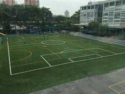 artificial turf singapore, artificial grass singapore, synthetic turf Singapore, sports surfaces Singapore