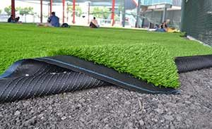 artificial turf singapore, artificial grass singapore, synthetic turf Singapore, sports surfaces Singapore